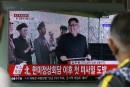 La Corée du Nord tire un missile, une «absurdité» pour Trump