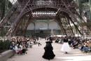 Chanel célèbre Paris, Paris honore Karl Lagerfeld