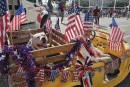 La fête américaine de l'Indépendance du 4 juillet