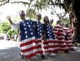 Un défilé du 4 juillet à Micanopy en Floride... | 4 juillet 2017