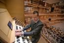 Jean-Willy Kunz: le mariage du jazz et de l'orgue à tuyaux