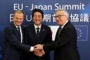 Accord commercial Europe-Japon: un «message» à Trump