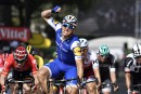 Tour de France: deuxième victoire de Marcel Kittel