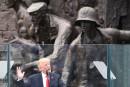Trump s'inquiète pour l'Occident et critique la Russie