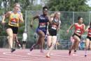 Au 200 mètres sénior, Renée Agboton.... | 6 juillet 2017
