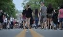 La foule du FEQ 6 juillet...   7 juillet 2017