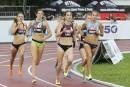 Melissa Bishop aux 800 mètres... | 7 juillet 2017