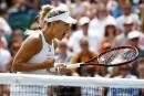 Kerber et Muguruza ont rendez-vous à Wimbledon