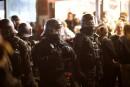 G20: près de 500 policiers blessés à Hambourg
