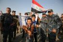 L'Irak proclame la «victoire» contre l'EI