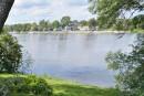 La police ignore l'identité d'un homme emporté par la rivière des Prairies