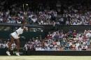 Wimbledon: Williams et Ostapenko militent pour une meilleure visiblité des joueuses