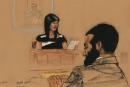 La veuve de l'un des soldats tués veut geler l'indemnité d'Omar Khadr