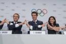 Paris et Los Angeles assurées d'organiser les JO en 2024 ou 2028