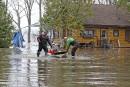 Pontiac ouvre un centre d'aide pour ses sinistrés