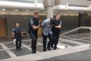 Coupable d'agressions sexuelles, il pique une violente crise devant la juge