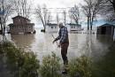 Inondations: des centaines de sinistrés toujours à l'hôtel
