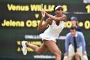 Wimbledon: Venus Williams en quête d'une neuvième finale