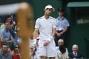 Wimbledon: Andy Murray éliminé par Sam Querrey