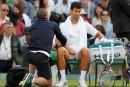 Novak Djokovic envisage «une longue pause»