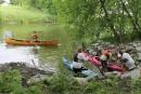 41 km de sentiers navigables sur la rivière Coaticook