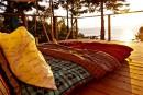 Camping confort extrême
