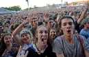 Foule au spectacle de The Who, plaines d'Abraham, 13 juillet... | 13 juillet 2017