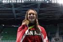 Penny Oleksiak nourrit «de grands espoirs»