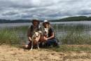 Histoires de campeurs: jamais sans les chiens!
