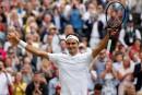 Wimbledon: Roger Federer et Marin Cilic en finale