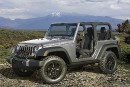 2016 : La Jeep Wrangler édition Willys Wheeler... | 14 juillet 2017