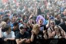 La foule sur les Plaines... | 14 juillet 2017