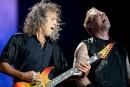 Metallica sur les Plaines