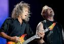 Kirk Hammett et James Hetfield... | 14 juillet 2017