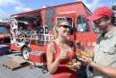 Camions-restaurants: les réseaux sociaux en renfort