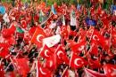 Turquie: pas d'adhésion à l'UE sans respect de la démocratie