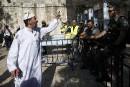 Esplanade des Mosquées: grogne autour des nouvelles mesures de sécurité