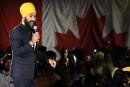 NPD: Jagmeet Singh récolte l'appui d'une première députée du Québec