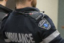 Les ambulanciers poursuivent les moyens de pression