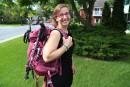 Francesca Perron participera à l'Opération Groenland, un périple de deux... | 17 juillet 2017