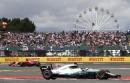 Le Britannique Lewis Hamilton est suivi du Finlandais Kimi Raikkonen... | 17 juillet 2017