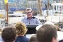 Camions-restaurants: Labeaume défend les restrictions du projet-pilote