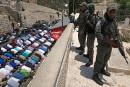 Esplanade des Mosquées: une épreuve de force se dessine