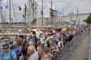 Grands voiliers: ça ne dérougit pas dans le Vieux-Port