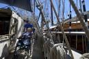 Naviguer avec un handicap à bord du <em>Lord Nelson</em>