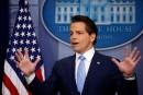 Scaramucci promet un grand ménage à la Maison-Blanche