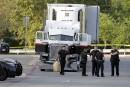 Dix morts dans «un trafic d'humains» au Texas