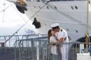 Romantiques adieux sur lesquais<strong></strong>