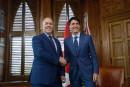Incendies de forêt: Justin Trudeau se rendra en Colombie-Britannique