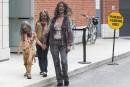Des admirateurs déguisés en zombies rendent hommage à George Romero